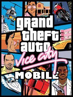 Tải Game Grand Theft Auto: ViceCity Mobile - Siêu quậy đường phố